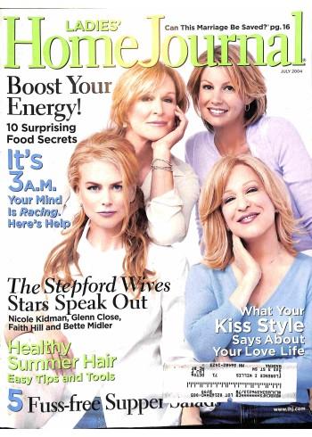 Ladies Home Journal, July 2004
