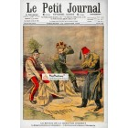 Le Petit Journal, October 18, 1908. Poster Print.