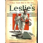 Cover Print of Leslies, August 21 1920