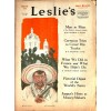 Cover Print of Leslies, August 9 1919
