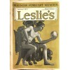 Cover Print of Leslies, January 1 1921