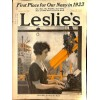 Cover Print of Leslies, January 22 1921