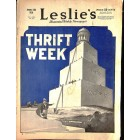 Cover Print of Leslies, January 24 1920