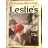 Cover Print of Leslies, January 29 1921