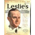 Cover Print of Leslies, July 24 1920