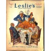 Cover Print of Leslies, November 22 1919
