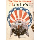 Leslies, November 23, 1918. Poster Print. Orson Lowell.