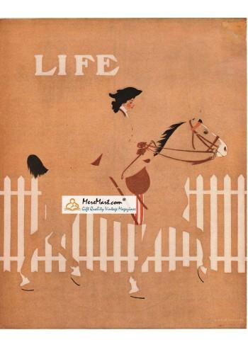 Life, 1911. Poster Print. C.Coles Phillips.