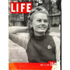Cover Print of Life, April 15 1940
