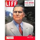 Cover Print of Life, April 21 1952