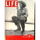 Cover Print of Life, April 22 1940