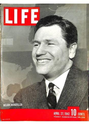 Cover Print of Life, April 27 1942