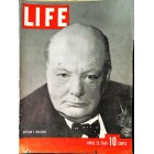 Cover Print of Life, April 29 1940