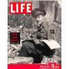 Cover Print of Life, April 30 1945
