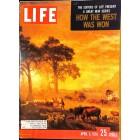 Cover Print of Life, April 6 1959