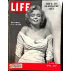 Cover Print of Life, April 7 1952