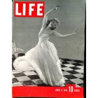 Cover Print of Life, April 8 1940
