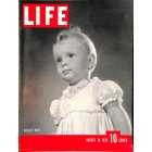 Cover Print of Life, August 14 1939