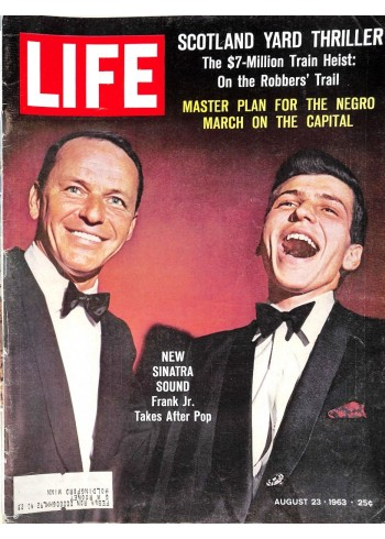 Cover Print of Life, August 23 1963