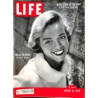Cover Print of Life, August 25 1952
