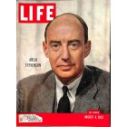 Cover Print of Life, August 4 1952
