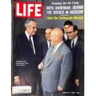 Cover Print of Life, August 9 1963