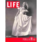 Cover Print of Life, December 10 1945