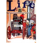 Life, December, 1922. Poster Print. Edward Penfield.