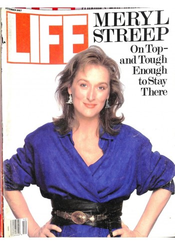 Cover Print of Life, December 1987