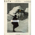 Life, December 26, 1918. Poster Print. Lois Fleming.