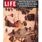 Cover Print of Life, December 27 1954
