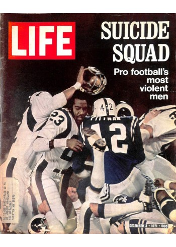 Cover Print of Life, December 3 1971