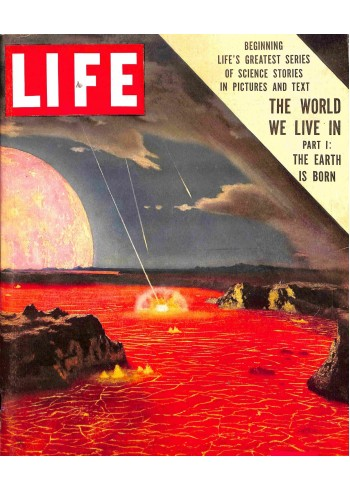 Cover Print of Life, December 8 1952