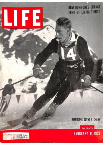 Cover Print of Life, February 11 1952