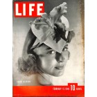 Cover Print of Life, February 12 1940