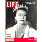 Cover Print of Life, February 18 1952