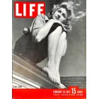 Cover Print of Life, February 24 1947