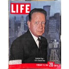 Cover Print of Life, February 24 1961