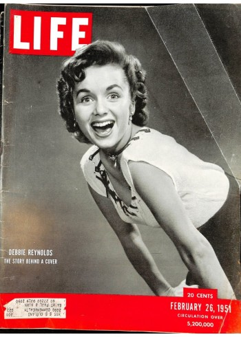 Cover Print of Life, February 26 1951