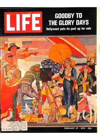 Cover Print of Life, February 27 1970