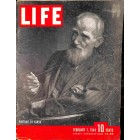 Cover Print of Life, February 7 1944