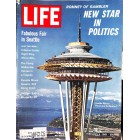 Cover Print of Life, February 9 1962