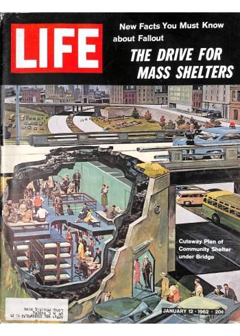 Life, January 12 1962