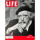 Cover Print of Life, January 14 1952