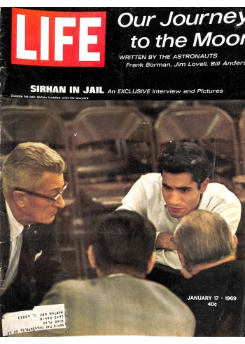 Cover Print of Life, January 17 1969