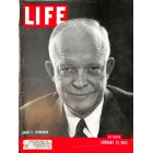 Cover Print of Life, January 1952