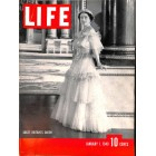 Cover Print of Life, January 1 1940