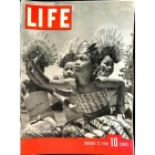 Cover Print of Life, January 22 1940