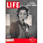 Cover Print of Life, January 22 1951