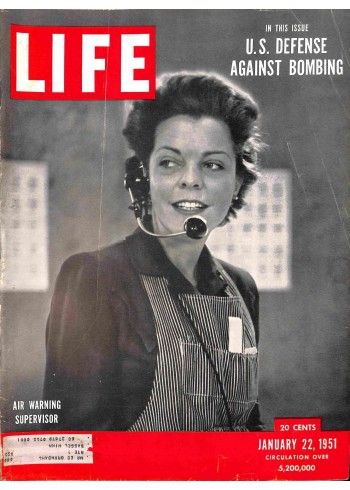 Life, January 22 1951
